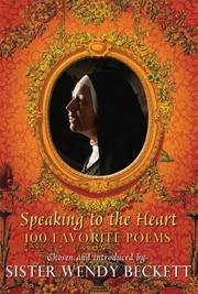 Cover of: Speaking to the Heart