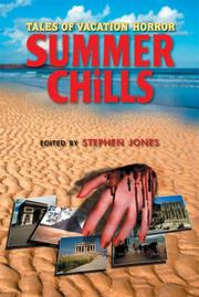 Cover of: Summer Chills: Tales of Vacation Horror