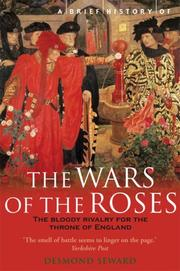 Cover of: A Brief History of the Wars of the Roses (Brief History Of...)