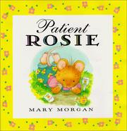Cover of: Patient Rosie Picture Book