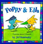 Cover of: Poppy & Ella | Jef Kaminsky