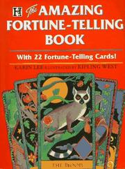 Cover of: The amazing fortune-telling book