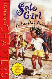 Cover of: Solo Girl (Hyperion Chapters) | Andrea Pinkney