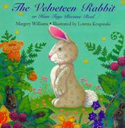 Cover of: Velveteen Rabbit | Margery Williams