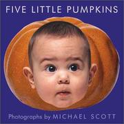 Cover of: Five little pumpkins | Michael Scott