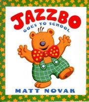 Cover of: Jazzbo goes to school