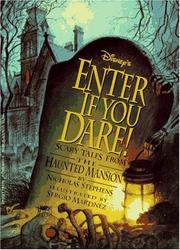 Cover of: Haunted Mansion - Enter if You Dare!