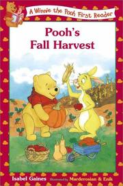 Cover of: Pooh's fall harvest