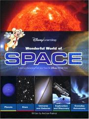 Cover of: Disney Wonderful World of Space (Disney Learning)