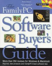 Cover of: The FamilyPC software buyer's guide