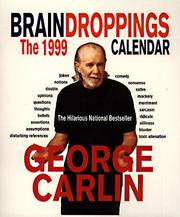 Cover of: Cal 99 Brain Droppings Calendar
