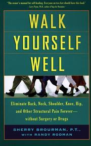 Walk Yourself Well by Sherry Brourman