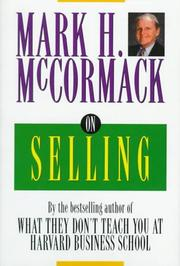 Cover of: On selling