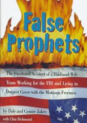 Cover of: False prophets