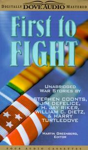 Cover of: First to Fight