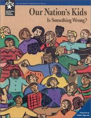 Cover of: Our nation's kids