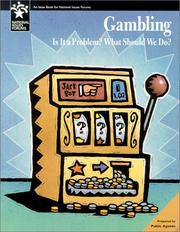 Cover of: Gambling, is it a problem?