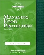 Cover of: Managing Food Protection | DMA Staff