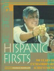 Cover of: Hispanic firsts
