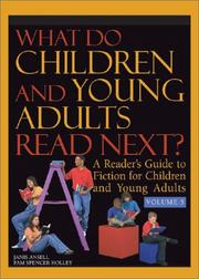 Cover of: What Do Children and Young Adults Read Next? | Janis Ansell