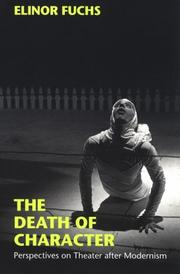 Cover of: The death of character