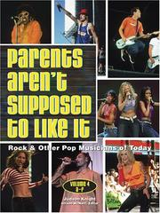 Cover of: Parents Aren