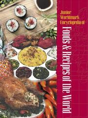 Cover of: Junior Worldmark Encyclopedia of Foods & Recipes of the World Edition 1