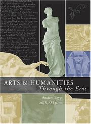Cover of: Arts & Humanities Through the Eras