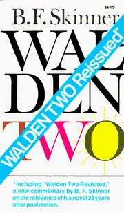 Cover of: Walden Two