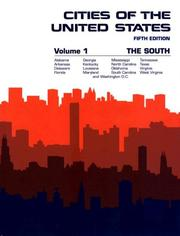 Cover of: Cities of the United States: The South  |
