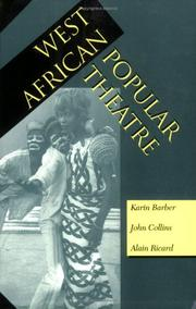 Cover of: West African popular theatre