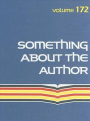 Cover of: Something About the Author by Lisa Kumar
