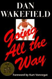 Cover of: Going all the way