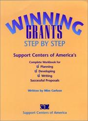 Cover of: Winning grants step by step