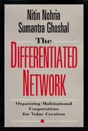 Cover of: The differentiated network