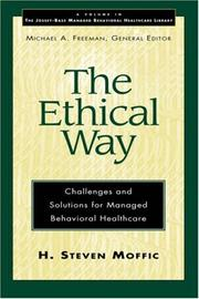 Cover of: The ethical way
