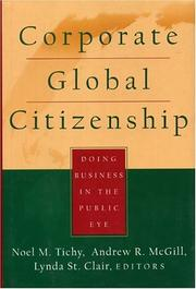 Corporate global citizenship