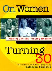 Cover of: On Women Turning 30