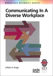 Cover of: Communicating in a diverse workplace