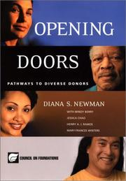 Cover of: Opening Doors | Diana S. Newman