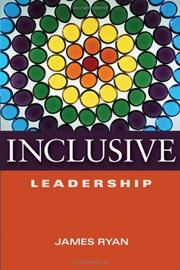 Cover of: Inclusive Leadership