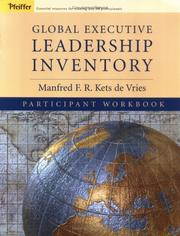 Cover of: Global Executive Leadership Inventory , Participant
