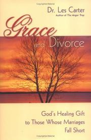 Cover of: Grace and Divorce
