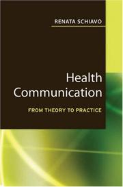 Cover of: Health Communication | Renata Schiavo