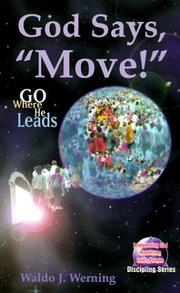 "Cover of: God says, ""Move!"""