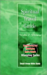 Cover of: Spiritual travel guide