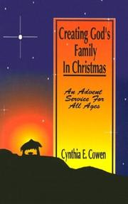 Cover of: Creating God's Family in Christmas