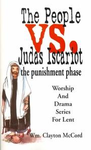 Cover of: The people vs. Judas Iscariot