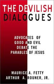 Cover of: The devilish dialogues