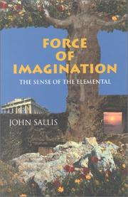 Cover of: Force of Imagination